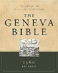 Geneva Bible 1560 Edition
