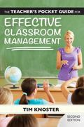 Teacher's Pocket Guide for Effective Classroom Management, Second Edition