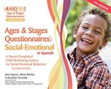Ages & Stages Questionnaires®: Social-Emotional in Spanish (ASQ:SE-2TM Spanish): A Parent-Co...