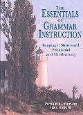 Essentials of Grammar Instruction
