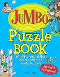 Jumbo Puzzle Book Word Searches, Hidden Pictures, and Wild, Wacky Puzzles!