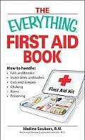 Everything First Aid Book