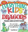 Everything Kids' Dragons Puzzle and Activity Book