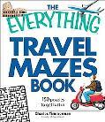 Everything Travel Mazes Book