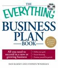 Everything Business Plan Book with CD: All You Need to Succeed in a New or Growing Business