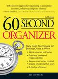 60 Second Organizer, 2nd Edition