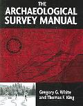 Archaeological Survey Manual
