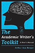 Academic Writers Toolkit A Users Manual