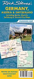 Rick Steves' Germany, Austria, and Switzerland Including Berlin, Munich, Salzburg & Vienna C...