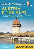Rick Steves' Austria and The Alps DVD 2000-2009