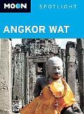 Moon Spotlight Angkor Wat