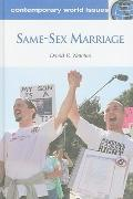 Same-Sex Marriage : A Reference Handbook