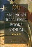 American Reference Books Annual: 2011 Edition, Volume 42 (ARBA and Index)