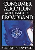 Consumer Adoption and Usage of Broadband