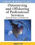Outsourcing and Offshoring of Professional Services