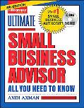Ultimate Small Business Advisor All You Need to Know