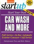 Start Your Own Car Wash