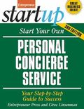 Start Your Own Personal Concierge Service 3/E