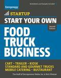 Start Your Own Food Truck Business : Cart • Trailer • Kiosk • Standard and Go...