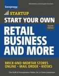 Start Your Own Retail Business and More : Brick-And-Mortar Stores • Online • Mail ...