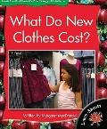 What Do New Clothes Cost? (Learn-Abouts)
