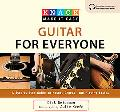 Knack Guitar for Everyone: A Step-by-Step Guide to Notes, Chords, and Playing Basics (Knack:...