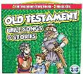 Old Testament Bible Songs & Stories Handlebox with CDs: 4 Old Testament Story Books 2 Music CDs
