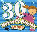30 Nursery Rhymes Songs CD