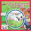 Old MacDonald Had a Farm Read & Sing Along Book and Music CD
