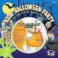 Kids' Halloween Party: Fun, Easy Games & Pumpkin Patterns (8x8 Book & CD)