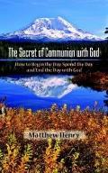Secret of COmmunion with God