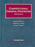 Constitutional Criminal Procedure