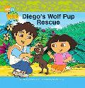 Diego's Wolf Pup Rescue