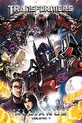 Transformers: Alliance 1 (Transformers: Revenge of the Fallen: Movie Prequel: Alliance)