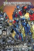 Transformers: Alliance 4 (Transformers: Revenge of the Fallen: Movie Prequel: Alliance)