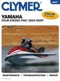 Clymer Yamaha Four Stroke Pwc 2002-2009*