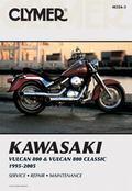Clmer, Kawasaki Vulcan 800 & Vulcan 800 Classic, 1995-2005