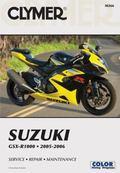 Clymer Suzuki GSX-R1000, 2005-2006