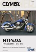 Clymer Honda VTX1800 Series 2002-2008 (Clymer Motorcycle Repair)