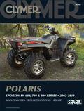 Polaris Sportsman 600, 700, and 800 Series 2002-2010
