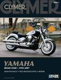 Clymer Yamaha Road Star 1999-2007 (Clymer Motorcycle Repair)
