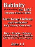 Babinity For Life Fundraiser: Salvation Starts At Birth Youth Group Challenge and Fundraiser...