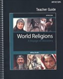 World Religions 2015 Teacher Manual A Voyage of Discovery, 4th Edition