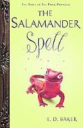 Salamander Spell (Tales of the Frog Princess Series)