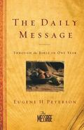 Daily Message Paperback : Through the Bible in One Year