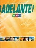 Adelante! Uno: An Invitation to Spanish