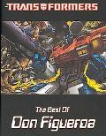Transformers The Best of Don Figueroa