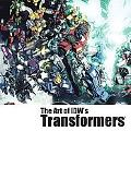 Art of IDW's Transformers