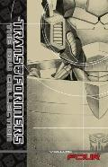 Transformers: The IDW Collection, Vol. 4
