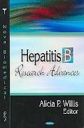 Hepatitis B Research Advances